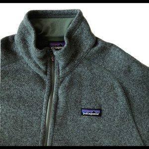 PATAGONIA Synchilla Better Fleece Sweater Green XL